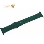 Ремешок спортивный COTEetCI W3 Sport Band (CS2086-DG) для Apple Watch 44 мм/ 42 мм Темно-зеленый