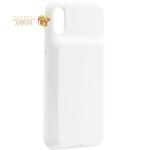 Аккумулятор-чехол внешний Baseus Liquid Silica Gel Power Bank Case 4200 mAh (ACAPIPH65-BJO2) для iPhone XS Max (6.5) Белый