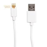 USB дата-кабель Deppa D-72114 8-pin Lightning 1.2м Белый