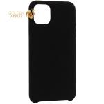 Чехол-накладка силикон Deppa Liquid Silicone Case D-87310 для iPhone 11 Pro Max (6.5) 1.5 мм Черный