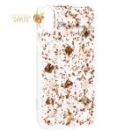 Чехол-накладка силиконовая K-Doo Flash TPU + Lucite для iPhone X (5.8) Розовое золото