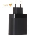 Адаптер питания Baseus Mirror Lake 30W Digital Display 4 USB EU (4USB: 5V 2.4A Max) CCJMHB-B01 Черный