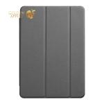 Чехол-подставка Deppa Wallet Onzo Basic для iPad (10.2) 2019г. Soft touch 1.0 мм (D-88055) Серый
