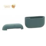 Чехол Liquid Silicone Case COTEetCI для Airpods Pro (CS8140-PG) Зеленый