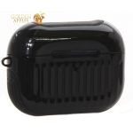 Чехол противоударный LUGGAGE Case COTEetCI для Airpods Pro (CS8150-BK) Черный