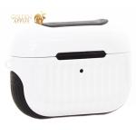 Чехол противоударный LUGGAGE Case COTEetCI для Airpods Pro (CS8150-WB) Черно-белый