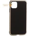 Чехол-накладка противоударная K-Doo Hera (Metal+TPU+PC) для iPhone 11 Pro (5.8) Золотисто-черный