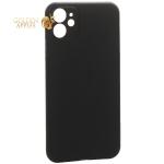 Чехол-накладка пластиковая K-Doo Air Skin 0.3 мм для iPhone 11 (6.1) Черная