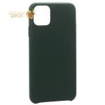 Чехол-накладка кожаная K-Doo Noble Collection (PC+PU) для iPhone 11 (6.1) Зеленая