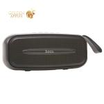 Портативный динамик Hoco BS28 Torrent Wireless Speaker Metal Gray Графитовый