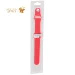Ремешок спортивный Sport Band для Apple Watch 40 мм/ 38 мм Ярко-розовый