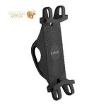 Веломотодержатель Deppa Crab Bike M D-55164 (для смартфонов и GPS 4-6.5) крепление на руль силикон Черный