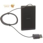 Беспроводное зарядное Baseus Card Ultra-thin (WX01B-01) Черный