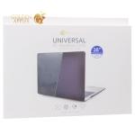 Защитный чехол-накладка COTEetCI MB1033-TB universal PC Case для New Macbook Pro16 Черный матовый