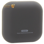 Bluetooth-гарнитура Remax TWS-11 Wireless Headset с зарядным устройством Черный