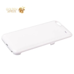 Чехол аккумулятор для iPhone 6S Plus / 6 Plus Meliid Power Bank Case 4200 mAh, цвет белый