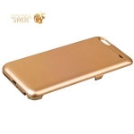 Чехол аккумулятор для iPhone 6S Plus / 6 Plus Meliid Power Bank Case 4200 mAh, цвет золотистый