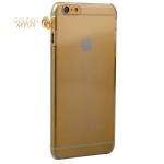 Пластиковый чехол-накладка для iPhone 6S Plus/ 6 Plus ICSES (0.8 мм), цвет прозрачный
