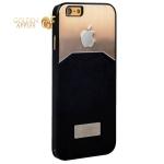 Противоударный чехол-накладка для iPhone 6S / 6 KEY, цвет черный