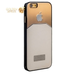 Противоударный чехол-накладка для iPhone 6S / 6 KEY, цвет белый