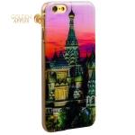 Чехол с рисунком для iPhone 6S / 6 GA-Print Храм Василия Блаженного вид 65