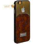 Противоударный чехол-накладка для iPhone 6S / 6 KEY, цвет светло-коричневый