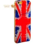 Чехол с рисунком для iPhone 6S Plus/ 6 Plus GA-Print Британский флаг вид 28