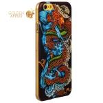Чехол с рисунком для iPhone 6S / 6 GA-Print Китайский дракон вид 59