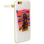 Чехол-накладка UV-print для iPhone 6S / 6 (4.7) силикон (праздники) тип 003