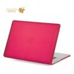 Чехол для Apple MacBook Pro Retina 15 BTA-Workshop матовый, цвет розовый