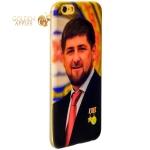 Чехол-накладка UV-print для iPhone 6S / 6 (4.7) силикон (тренд) Рамзан Кадыров тип 003