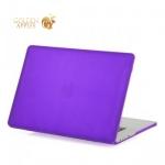 Чехол для Apple MacBook Pro Retina 15 BTA-Workshop матовый, цвет фиолетовый